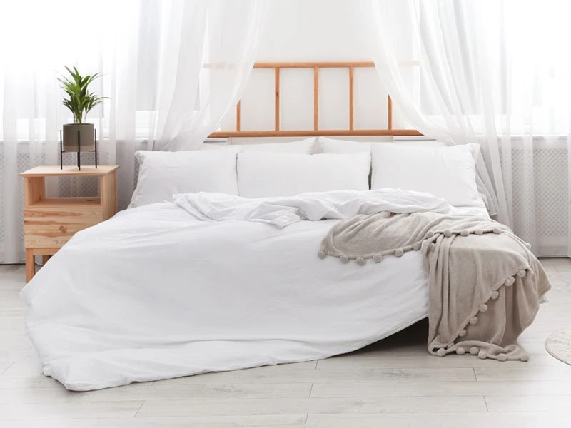 For almost any Comfortable Sleep- Get Superking Duvets