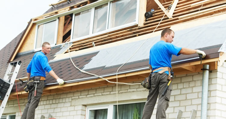 Simple to Repair The Very Best Yourself? how you should check out a Roofer In Situation The Repair Is Large?